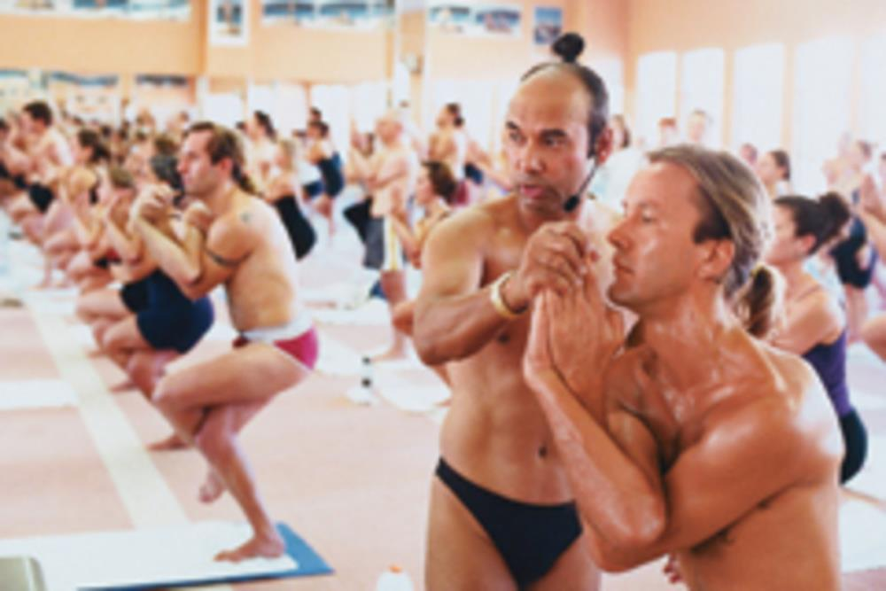 26&2: Traditional Bikram Method
